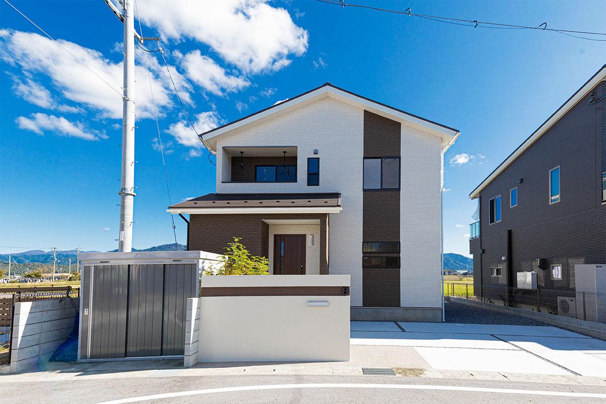 新築一戸建住宅